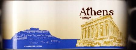 Starbucks City Mug Athens - Parthenon