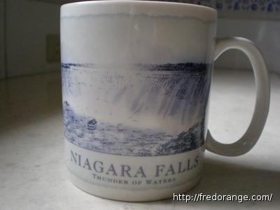Starbucks City Mug Niagara Falls