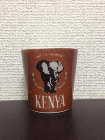 Starbucks City Mug Kenya Taster Cup