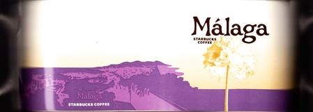 Starbucks City Mug Malaga - Biznaga Malaguena