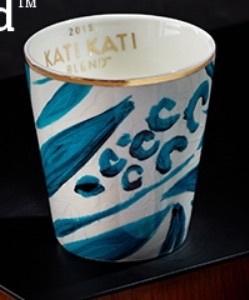Starbucks City Mug 2015 Kati Kati Blend Taster Cup