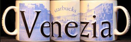 Starbucks City Mug Venezia 2002