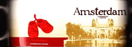 Starbucks City Mug Amsterdam II - Rijksmuseum