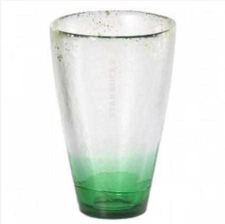 Starbucks City Mug 2015 Green Opaque Glass