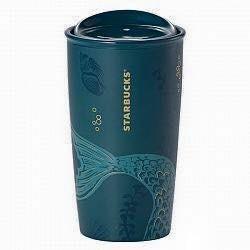 Starbucks City Mug 2015 Anniversary Ceramic Siren Tumbler