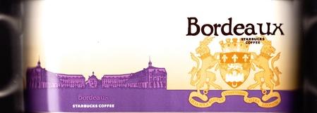 Starbucks City Mug Bordeaux - Coat of Arms