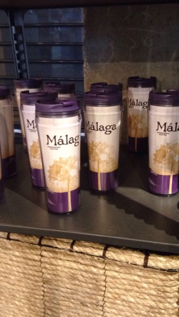 Starbucks City Mug Málaga - Biznaga