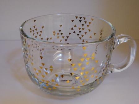 Starbucks City Mug Star Glass 17oz