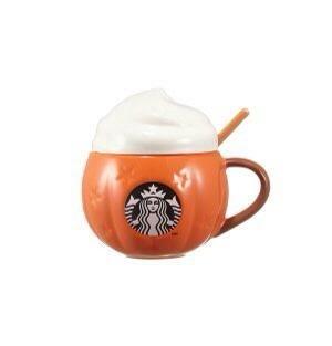 Starbucks City Mug 2015 Pumpkin Spice Mug