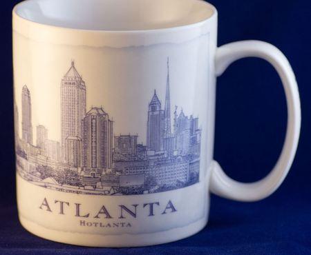 Starbucks City Mug Atlanta