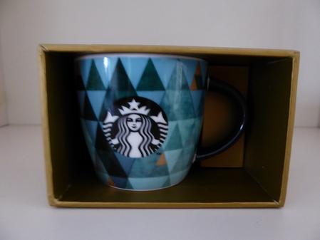 Starbucks City Mug 2015 Dot Collection Fraser Forest Demi