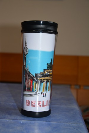 Starbucks City Mug Berlin East Side Gallery