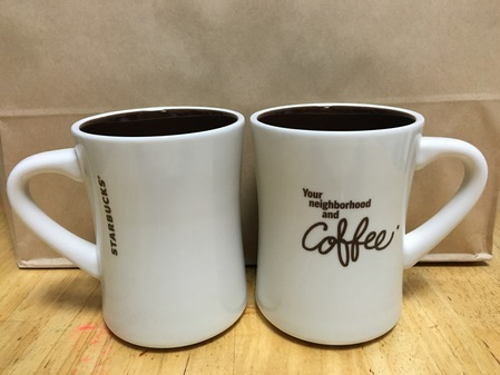 Starbucks City Mug Neighborhood Coffee
