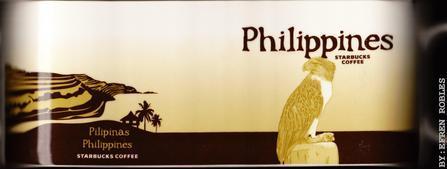 Starbucks City Mug Philippines I - Philippine Eagle