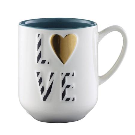Starbucks City Mug 2016 Valentine\'s Day Love Mug