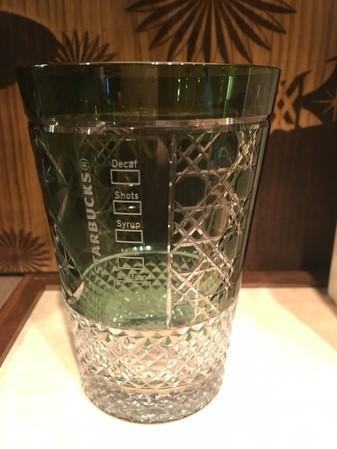 Starbucks City Mug JAPAN Edo Kiriko