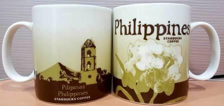 Starbucks City Mug Philippines II - Waling Waling