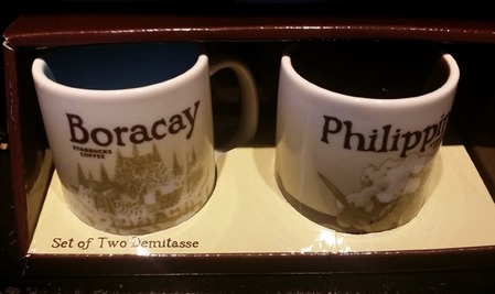 Starbucks City Mug Philippines 2 Demitasse