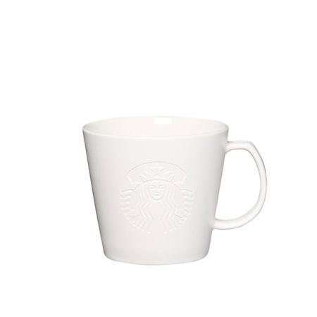 Starbucks City Mug 2016 Etched Siren Mug