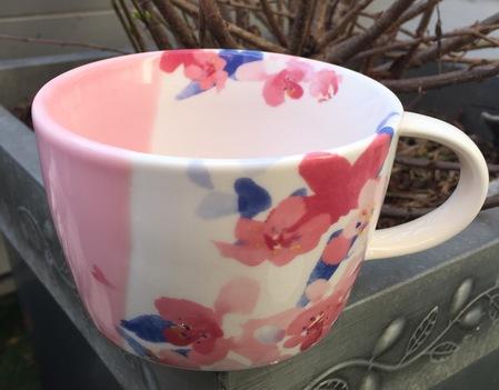 Starbucks City Mug 2016 Cherry Blossom Mug 10oz ( in store exclusive)