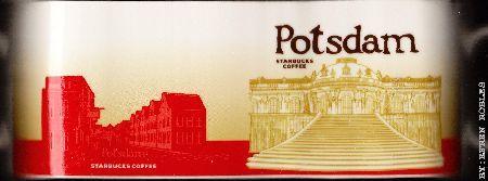 Starbucks City Mug Potsdam - Sanssouci Palace