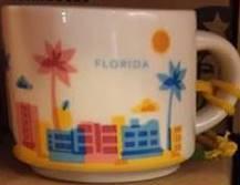 Starbucks City Mug Florida mini YAH 2016