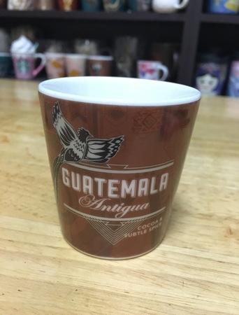 Starbucks City Mug Guatemala Taster Cup