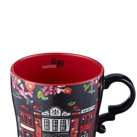 Starbucks City Mug 2016 Bangka Store Red Mug