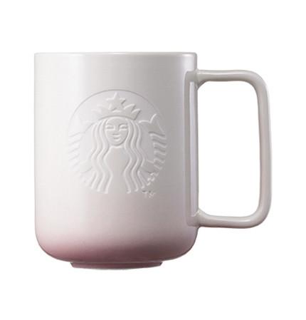 Starbucks City Mug 2016 Summer Raspberry Logo Mug