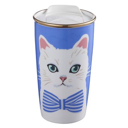 Starbucks City Mug 2016 Paul&Joe Kitten Traveler