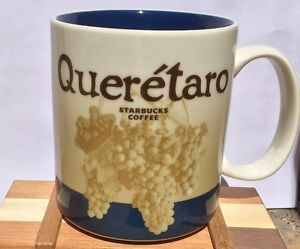 Starbucks City Mug Queretaro