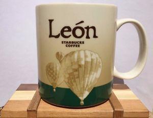 Starbucks City Mug Leon