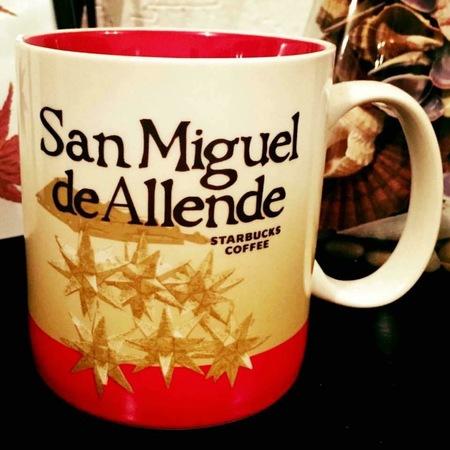 Starbucks City Mug San Miguel de Allende