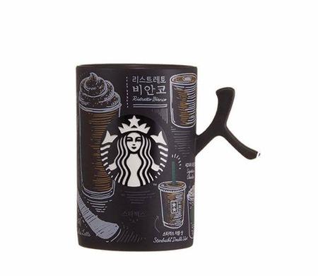 Starbucks City Mug 2016 4th Hangeul Korean Scripture Mug