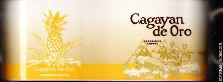 Starbucks City Mug Cagayan de Oro - Whitewater Rafting