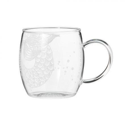 Starbucks City Mug 2016 Anniversary Glass