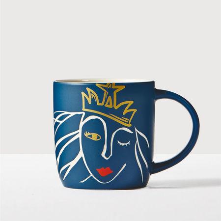 Starbucks City Mug 2016 Anniversary Siren Mug