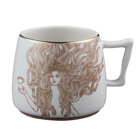 Starbucks City Mug 2016 Siren Anniversary Mug