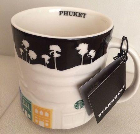 Starbucks City Mug Phuket