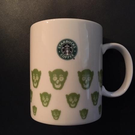 Starbucks City Mug 2006 Japan Fruit Monkey