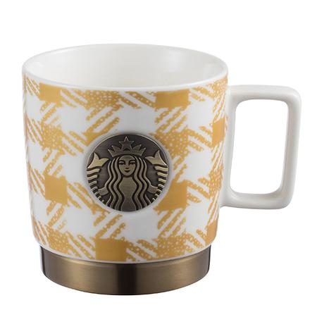 Starbucks City Mug Plaid Siren mug