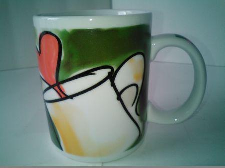 Starbucks City Mug I love coffee