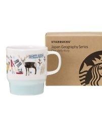 Starbucks City Mug Japan Geography Series Hokkaido