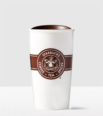 Starbucks City Mug 2016 Original Logo Double Wall Traveler