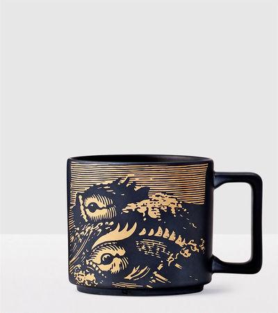 Starbucks City Mug 2016 Costa Rica Stamp Mug