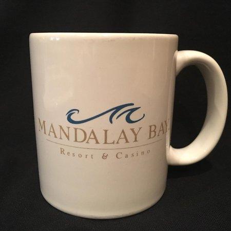 Starbucks City Mug Mandalay Bay