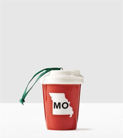 Starbucks City Mug 2016 Missouri State Ornament