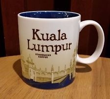 Starbucks City Mug Kuala Lumpur v2 - Railway station, 2017