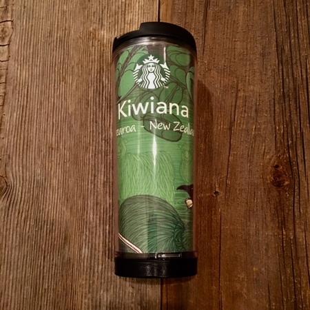 Starbucks City Mug Kiwiana