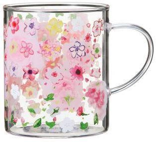 Starbucks City Mug Sakura 2017 Glass Mug